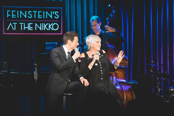 Michael Feinstein and Lorna Luft